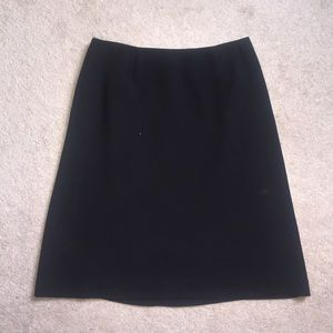 Kate Hill a-line skirt size 10P